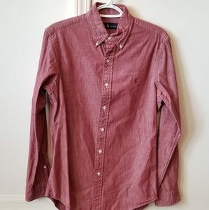 Polo Button Down Shirt